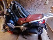 Moto Roller 250 Yamaha X