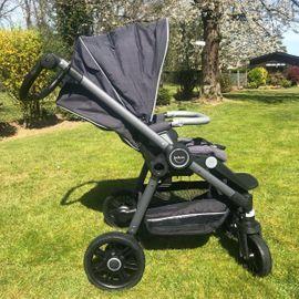 Kinderwagen Teutonia Bliss 2017: Kleinanzeigen aus Voerde Spellen - Rubrik Kinderwagen