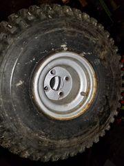 Räder Quad Anhänger Traktor usw