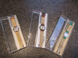 Automatic-Uhren - 3 Stück- Swatch von: Kleinanzeigen aus Burscheid - Rubrik Uhren