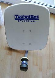 Satellitenschüssel von Technisat