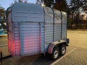 RICE PFERDEANHÄNGER - Food Truck Verkaufswagen