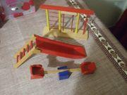 Spielzeug Deko Spielplatz 3 Teile