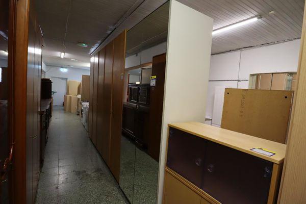 Kleiderschrank Spiegelschrank - LD140905