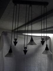 Tolle Lampe mit 3 Leuchten