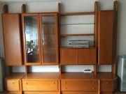 Wohnzimmerschrank Anbauwand Original Omnia Riegel