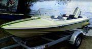 Motorboot VEGA Oldtimer Original Zustand