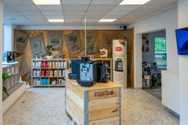 Kaffee-, Espressomaschinen - Reparatur von Kaffeemaschinen Kaffeevollautomaten