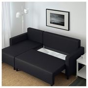 IKEA Schlafsofa Lugnvik mit 30