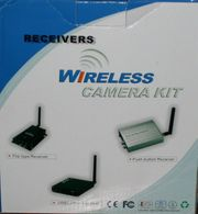 Wireless Kamera Kit Überwachung Sicherheit