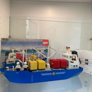Lego 4030 Containerschiff Cargo Carrier