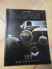 Buch Autobuch Mercedes - Benz in