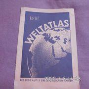 Welt Atlas 1940