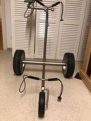 Golf Elektrotrolley Jucad Titan Drive