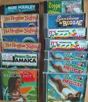 Reggae-CDs