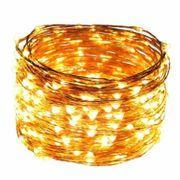 Kupferdraht Lichterkette 100M mit 1000