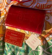 tolle Cartier Geldbörse Portmonee Geldbeutel