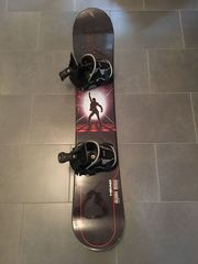 Snowboard Head Rush 1550 inkl