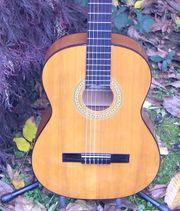 Schöne Konzertgitarre klassische Nylonsaiten Gitarre