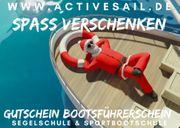 Sportbootführerschein Funkkurs als Geschenkidee für