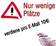 Heimarbeit - 10 pro E-Mail verdienen