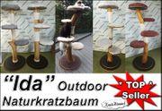 OUTDOOR Naturkratzbaum Ida