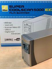 Nikon Super Coolscan 5000 ED