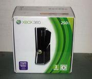 Xbox 360 - Slim Konsole 250GB