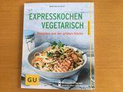 Buch Expresskochen Vegetarisch GU Kochbuch