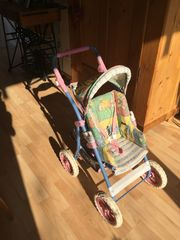 Kinder-Puppenwagen Kinder- Buggy