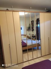 Schrank Bettset