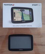 Navigationsgerät TomTom Start 52 top