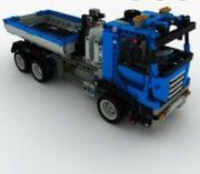 containerauto von lego Technik