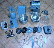 Krefft Küchenmaschine KU2-3E