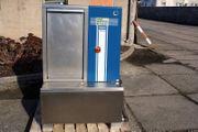 Radewaschmaschine Drester W550 Reifen - Waschmaschine