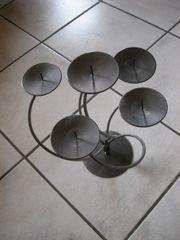 Kerzen-Ständer Kerzenständer Metall-Gestell Metallgestell für
