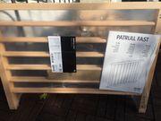 Ikea Patrull Treppenschutzgitter aus Holz