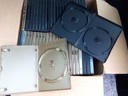 leere DVD Hüllen