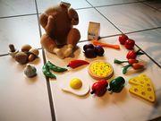 Obst und Gemüse für Kinderküche