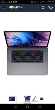 Neu Apple MacBook Pro 15