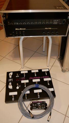 Gitarren/-zubehör - Mesa Boogie TriAxis V2 Röhrenvorverstärker