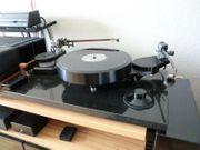 High-End Plattenspieler mit CD PlayerPAM