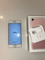 IPhone 7 Rosegold 128 GB