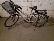 Damen Trekking Fahrrad Riverside 28