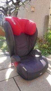 Römer-Kindersitz fürs Auto Isofix-Befestigung