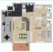 4ZKB Wohnung ab sofort zu vermieten