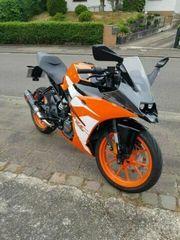 Motorrad KTM AKRAPOVIC RC 125