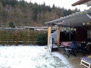 Mobilheim Wohnwagen-Campingplatz