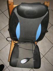 Curamed Shiatsu Massage Sitzauflage Sitz