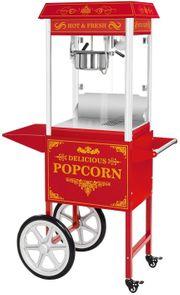 Profi Popcornmaschine mieten Wochenendangebot Zutaten